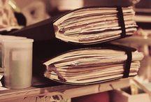 livres et carnets