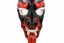 Polish Folk Masks