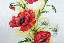 Картинки для росписи