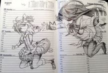 Аниме рисунки
