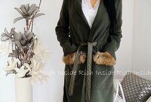 Rich Inside / Moda damska, stylizacje