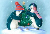 Pingvin art