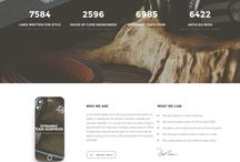 Web Design Inspirations / A board about web design tips, tricks, ideas and recommendations.