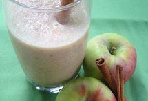 Appel/kaneel smoothy / Gezonde smoothy