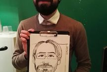miki caricature