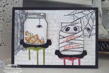 Halloween mit Stampin UP