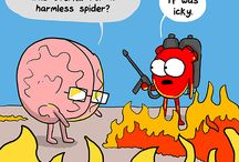 Heart and Brain Comics