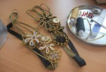 My handmade / Knitting, sewing, soutache and so on...