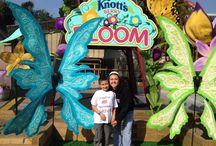 Knotts Berry Farm / Having fun during #KnottsSpring