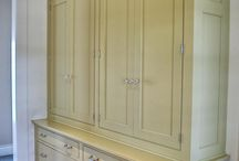 Home: Linen Cabinet / by Jackie Bach