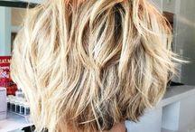 Coafuri pentru blonde