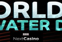 World Water Day Slot Promo