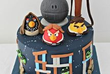 Angry Birds Star Wars Party / by Jennifer Chandler