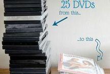 Dvd säilytys