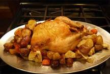 """Chicken not """"Chikn'"""" / Chicken Dishes"""