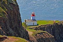 Nova Scotia / by Lucy Stewart