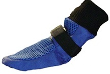 Summer Dog Boots - Meshies by Barko Booties /  Finally a protective summer dog shoe made for a small or large breed dog!  You can now rest easy knowing that your big boy or girl is safely protected from hot asphalt, sand and any other summer season irritants.  Perfect to wear indoors after surgery, to prevent continual licking due to allergies, or to protect brand new wood floors.