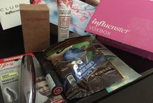 Influenster / Free stuff to sample and review given to me by Influenster