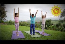 Yoga par a niños