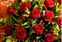 Valentines Flowers and Gift Ideas / Stunning Valentines bouquets. Made with love for love.