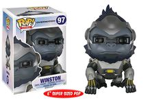 """Super-sized and 6"""" Pop Vinyl"""