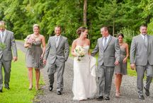 WP Weddings | Neutral, Gray, Tan, Brown Tones / Wedding color inspiration: neutral, gray, tan, brown tones | Wolfcrest Photography