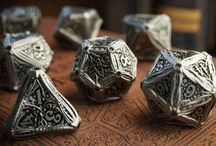 Call of Cthulhu Metal Dice Set
