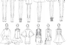 Fashion Design Illustrations