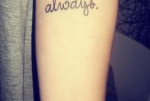 HP Tattoo / I want a Harry Potter tattoo / by Laureen Vermillion