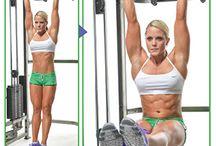 Nicole Wilkins workouts