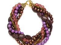 beads and jewelry / by Maria Diaz