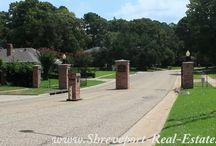 Shreveport Subdivisions / This collection contains pictures and videos of nearly every subdivision in the Shreveport Bossier City area.  If you're looking for real estate visit www.Shreveport-Real-Estate.net.