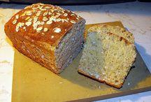 Breads / by Cassie Landrum