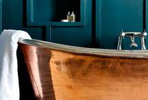 hotel bathroom / a few non hotels, too. / by Jetlagged Typist   Rachel JC