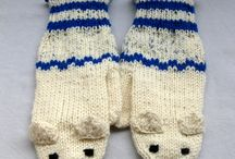 SaijaSkills - mittens / Mittens for sale at SaijaSkills on Etsy