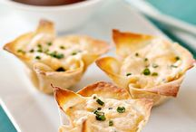 Baby Shower Appetizers / Baby Shower Appetizers.  Thinking of having food at your party?  Let this board inspire you to have the best baby shower appetizers for your party. / by Modern Baby Shower Ideas