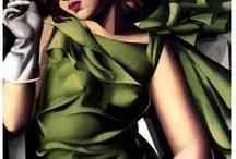 Artist - Tamara de Lempicka