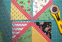 quilting / by Madeleine Smith