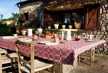 Apulien-Villa und Party