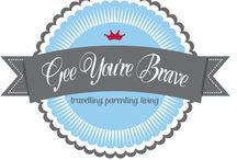 Gee You're Brave Blog / Gee You're Brave - Travelling, Parenting, Living is a blog which began in 2009 when our little family undertook a RTW adventure. Since then our blog, like our family has grown to encompass other adventures overseas and close to home.   Here I am in the process of pinning all the posts from my blog - easy for you to find. Would love you to follow along! / by Michelle // Gee You're Brave