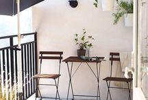 balkong/uteplats