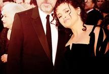 Tim Burton/Helena Bonham Carter / by Jenn White