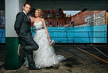 Wedding Photos / Wedding photo ideas for both engagement & wedding day.  / by Michelle K.