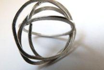 ANILLOS - RING / Anillo se plata de MUNOTA ART Realizados artesanalmente de plata 925