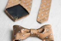 Fliegen Krawatten nähen
