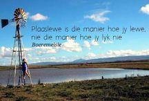 Boeremeisie at heart