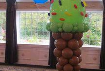 Fun Balloon Decor