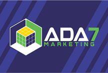 ADA7 Marketing / Logo ADA7 Marketing