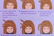 AG doll hairstyles