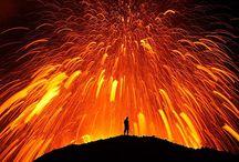 Volcanoes / by Roxanne Haslem